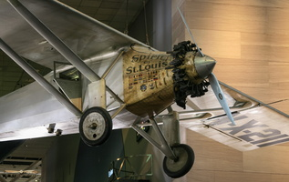 "Ryan NYP ""Spirit of St. Louis"", first aircraft to cross the Atlantic"