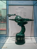 Bendix trophy, for setting a speed record during a transcontinental, point-to-point flight