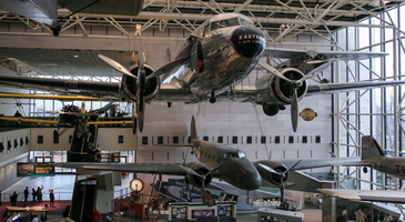 Classic airliner, DC-3 & 247