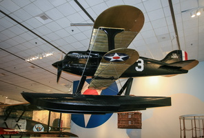 Curtiss R3C-2 racer, winner of the 1925 Schneider Trophy races