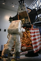 Apollo Lunar Module (replica)