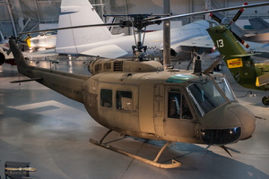 "Bell UH-1H ""Huey"" Iroquois"