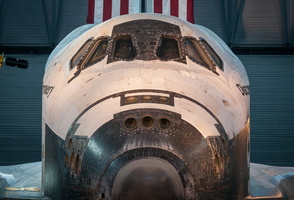 Udvar Hazy center, Chantilly, VA