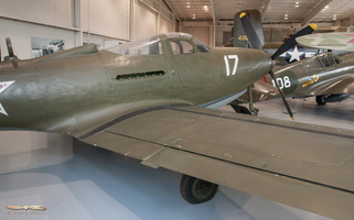 Bell P-63C Airacobra