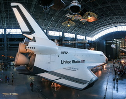 Enterprise OV-101 Orbiter (Space Shuttle article for atmospheric tests)