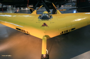 Northrop N-1M flying wing