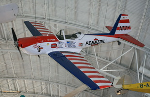 Art Scholl's modified DHC-1 Super Chipmunk
