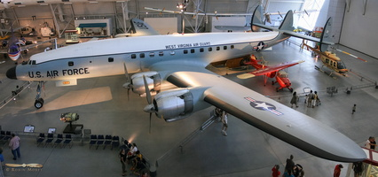 Lockheed L-1049F Constellation