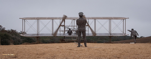 Wright Brothers National Memorial, Kittyhawk, NC