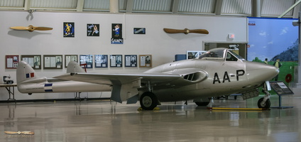 De Havilland Vampire FB.6