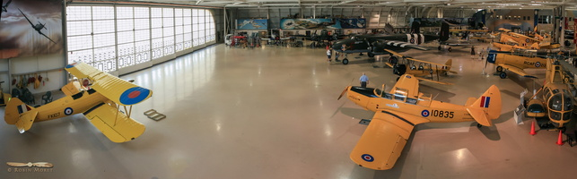 Canadian Warplane Heritage Museum