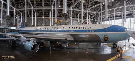 "Boeing VS-137C ""SAM 26000"" (Kennedy, Johnson, Nixon, Carter)"
