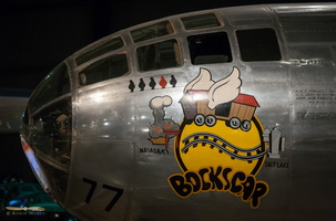 "Boeing B-29A Superfortress ""Bockscar"" (dropper of Fat Man over Nagasaki)"