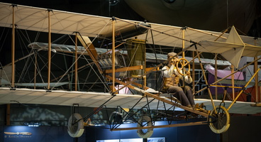 Curtiss Model D (replica)