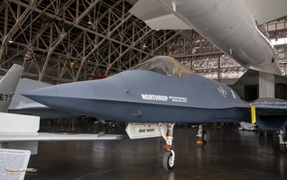 Northrop YF-23 Black Widow II