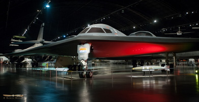 Northrop B-2 Spirit (fatigue test article)