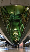 Bomb bay of a Convair B-36J Peacemaker