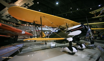 Curtiss P-6E Hawk (replica)
