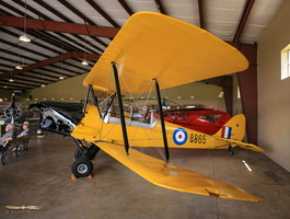De Havilland Canada DH.82C Tiger Moth