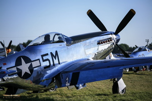 "North American P-51D Mustang ""Lil Margaret"""