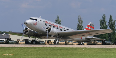 Dakota's 70th Birthdays : DC-2