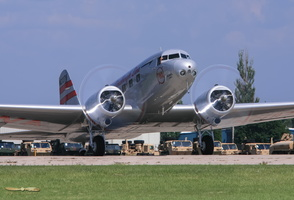 Dakota's 70th birthday : Unique Douglas DC-2