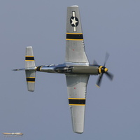 "North American P-51D Mustang ""Dixie Boy"""