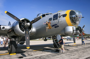 "Boeing B-17G Flying Fortress ""Liberty Belle"""