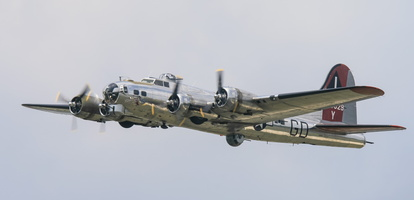 "Boeing B-17G Flying Fortress ""Yankee Lady"""