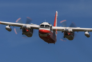 Sécurité Civile Turbo Firecat (Conair modified Grumman Tracker)