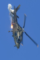 Belgian Air Force A109 Display
