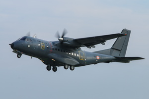 French Air Force CASA C-295