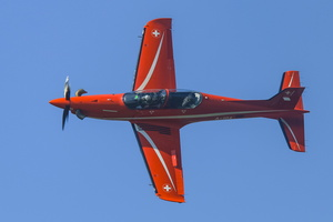 Pilatus PC-21 Advanced Trainer