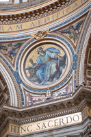Details of Saint Peter's Basilica