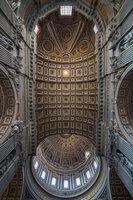 Vault of Saint Peter's Basilica