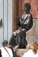 Statue of Saint Peter