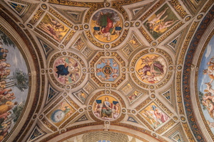 Ceiling of the Selling Room - Theology, Justice, Philosophy & Poetry