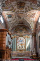 Right transept of Basilica of St. Mary of the Angels and the Martyrs