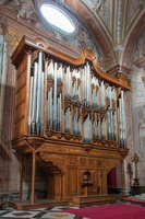 Organ of Basilica of St. Mary of the Angels and the Martyrs