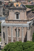 Temple of Antoninus and Faustina - San Lorenzo in Miranda