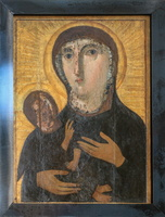 Icon from Santa Maria Antiqua