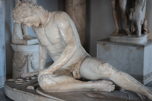 Dying gaul (original from 3rd BC)