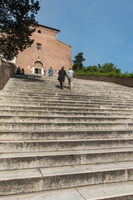 Stairs to Santa Maria in Ara Coeli