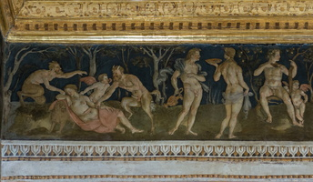 Nymphs and Satyrs - Bacchus and the Bacchae
