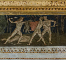 Fight between Meleager and his uncles