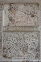 Lupercal panel - Romulus and Remus discovered under the shewolf