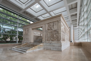 "Ara Pacis Augustae, the ""Altar of Augustan Peace"""