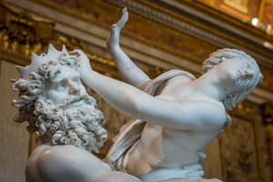Rape of Proserpine by Bernini (17th AD)