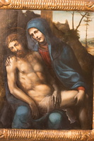 Pieta by Il Sodoma (16th AD)