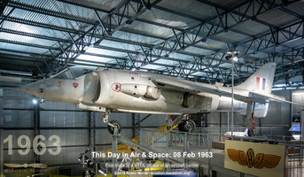 Hawker Siddeley P.1127 - Brooklands Museum